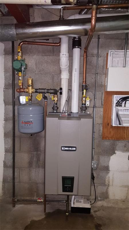 Boiler Replacement